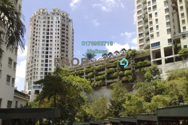 For Rent Condominium at Pantai Panorama, Pantai Freehold Fully Furnished 1R/1B 2k