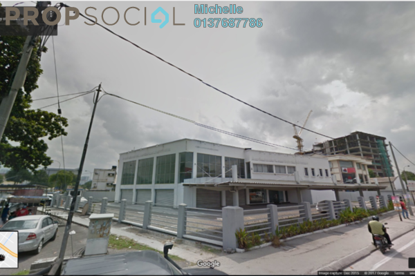 For Rent Factory at The TRAX @ Chan Sow Lin, Sungai Besi Freehold Semi Furnished 5R/5B 36k