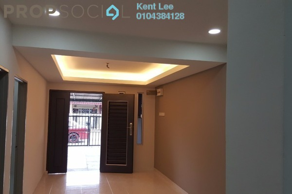 For Sale Terrace at Taman Sentosa, Klang Freehold Unfurnished 3R/2B 330k