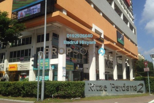 For Rent Shop at Ritze Perdana 2, Damansara Perdana Freehold Unfurnished 0R/0B 6k