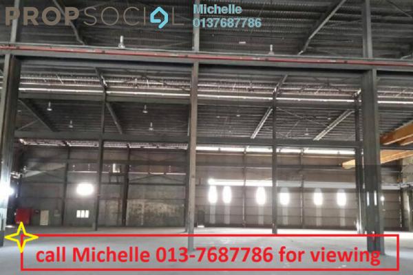 For Rent Factory at Jalan Sungai Besi, Kuala Lumpur Freehold Semi Furnished 5R/5B 131k