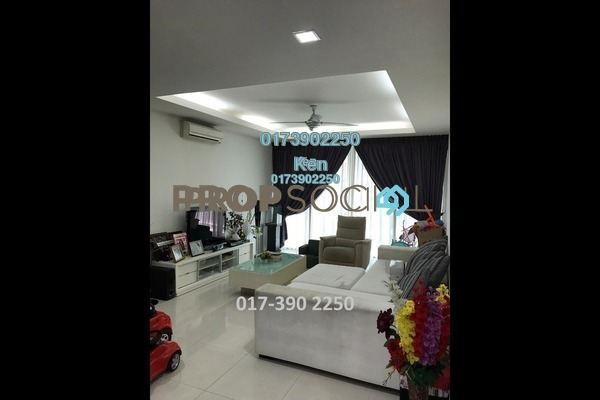 For Rent Condominium at USJ One Avenue, UEP Subang Jaya Leasehold Fully Furnished 4R/3B 2.5k