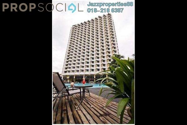 For Sale Condominium at SuCasa, Ampang Hilir Freehold Semi Furnished 1R/1B 438k