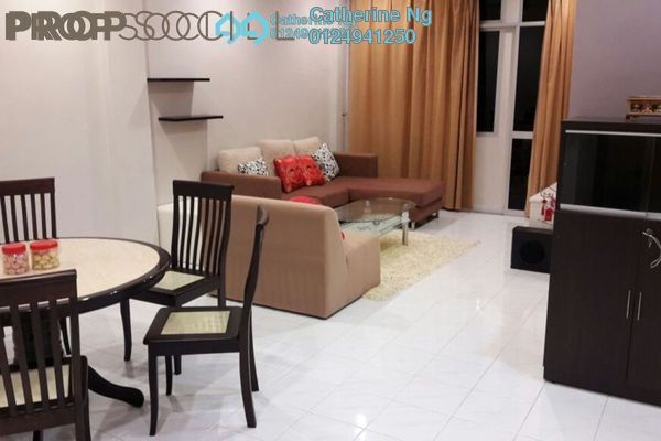 For Rent Condominium at Leader Garden, Tanjung Bungah Freehold Semi Furnished 3R/2B 1.7k