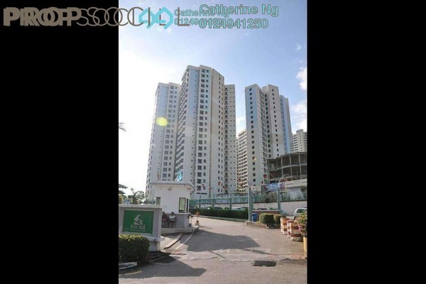 For Rent Condominium at Sunny Ville, Batu Uban Freehold Fully Furnished 3R/2B 1.45k