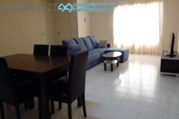For Rent Condominium at Park View Tower, Butterworth Freehold Fully Furnished 3R/2B 1.35k