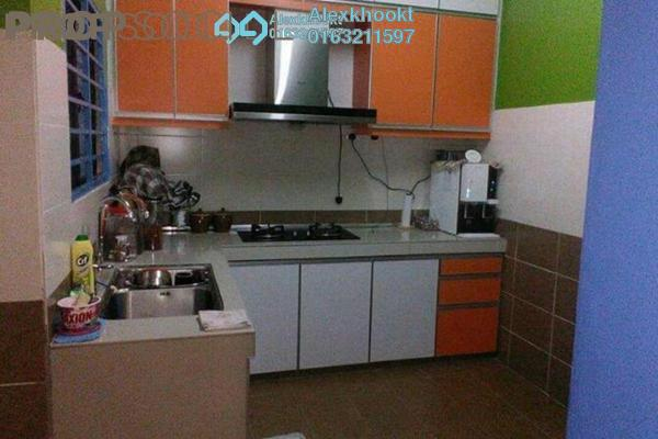 For Sale Terrace at BRP 5, Bukit Rahman Putra Freehold Fully Furnished 4R/2B 790k
