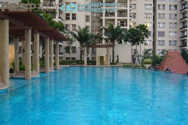 For Sale Condominium at Sri Putramas II, Dutamas Freehold Semi Furnished 3R/2B 570k
