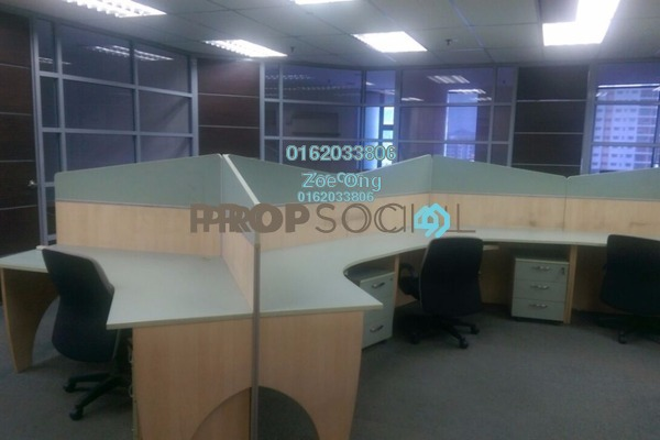 For Sale Office at Kelana Square, Kelana Jaya Leasehold Fully Furnished 3R/2B 780k