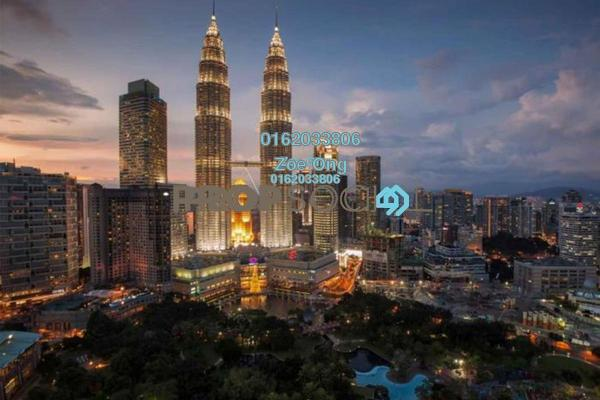 For Sale Office at Amcorp Tower, Petaling Jaya Leasehold Fully Furnished 7R/3B 5.6m