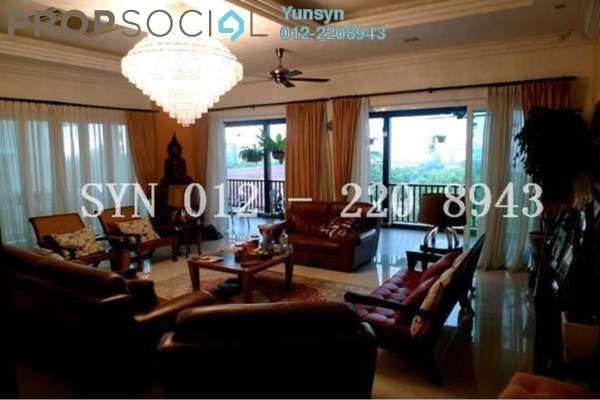 For Sale Semi-Detached at Greenpark, Old Klang Road Freehold Fully Furnished 6R/8B 3.3m