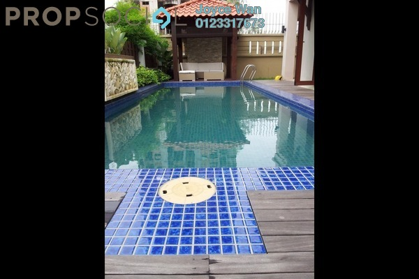 For Sale Bungalow at Damansara Idaman, Tropicana Freehold Semi Furnished 7R/6B 6m