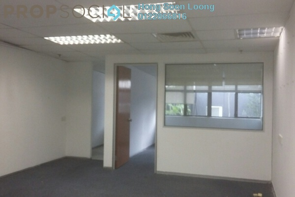 For Rent Office at Wisma Academy, Petaling Jaya Freehold Semi Furnished 0R/2B 1.52k