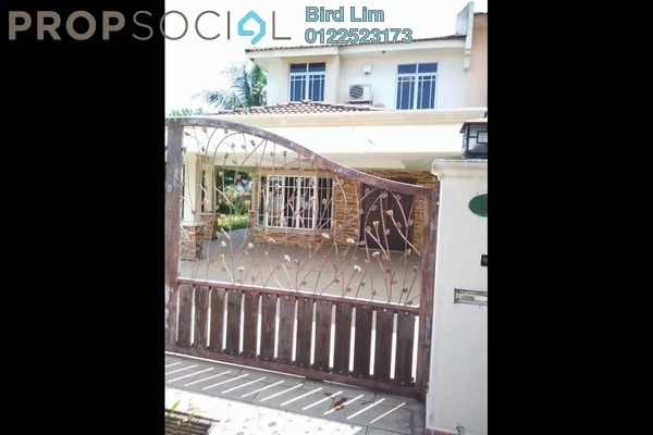 For Rent Terrace at Taman Lestari Perdana, Bandar Putra Permai Freehold Semi Furnished 4R/3B 1.93k