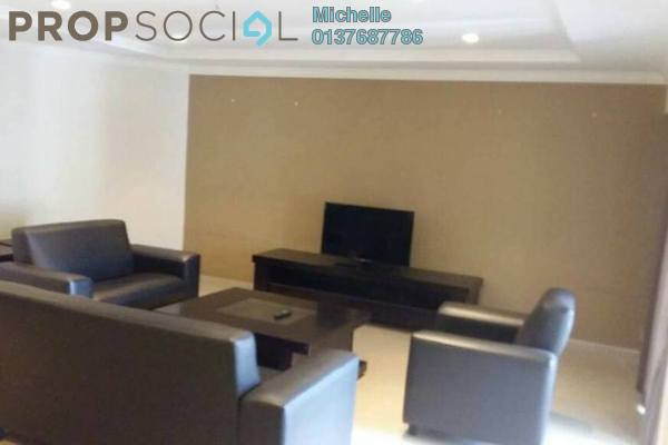 For Rent Serviced Residence at Menara Bangsar, Bangsar Freehold Fully Furnished 3R/3B 4.3k