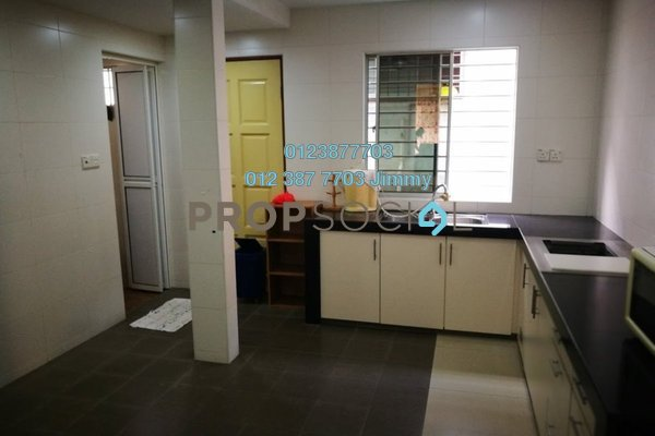 For Sale Terrace at Bandar Damai Perdana, Cheras South Freehold Semi Furnished 4R/2B 562k