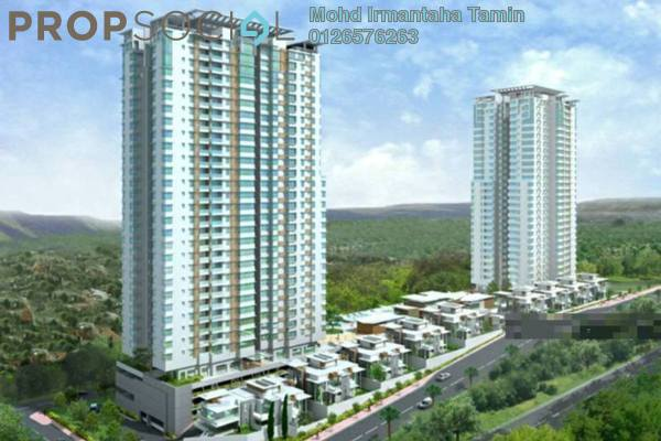 For Sale Condominium at Saville @ The Park, Pantai Freehold Semi Furnished 4R/3B 1.35m