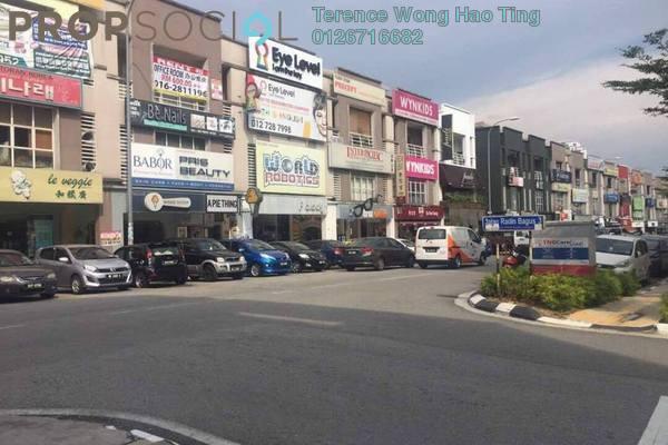 For Rent Shop at Bandar Baru Sri Petaling, Sri Petaling Freehold Unfurnished 0R/0B 55k