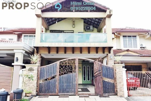For Sale Terrace at Desa Coalfields, Sungai Buloh Freehold Semi Furnished 4R/3B 515k