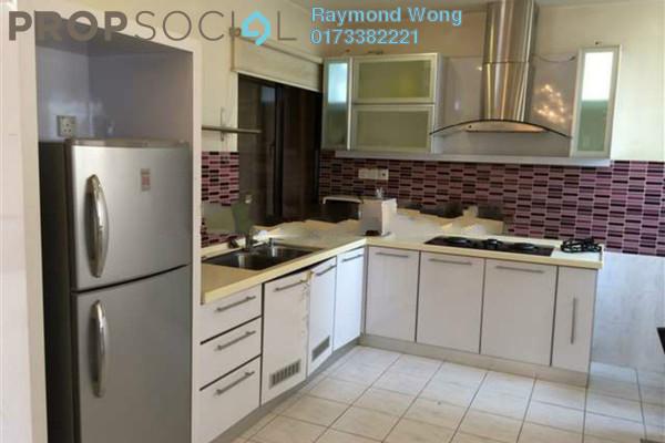 For Rent Condominium at Pelangi Astana, Bandar Utama Freehold Semi Furnished 3R/2B 1.6k