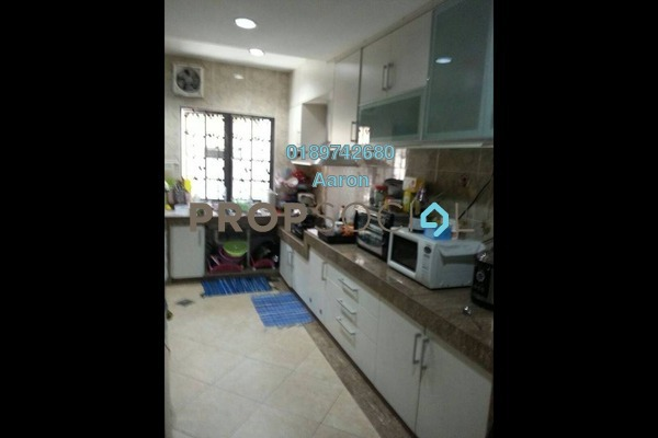 For Sale Terrace at Taman Subang Murni, Subang Freehold Semi Furnished 4R/3B 590k