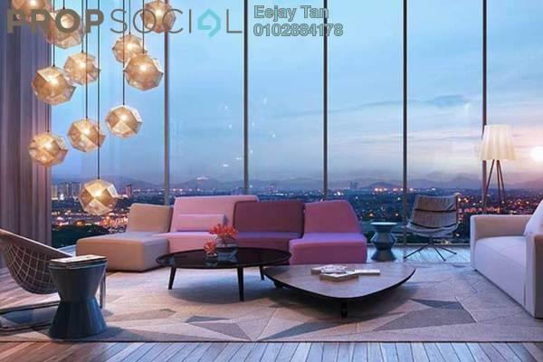 For Sale Condominium at Bennington Residences @ SkyArena, Setapak Leasehold Semi Furnished 4R/2B 650.0千