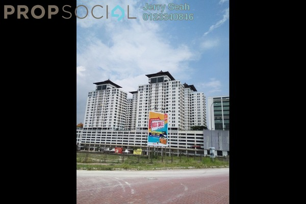 For Sale Serviced Residence at The Heritage, Seri Kembangan Freehold Fully Furnished 2R/2B 420k