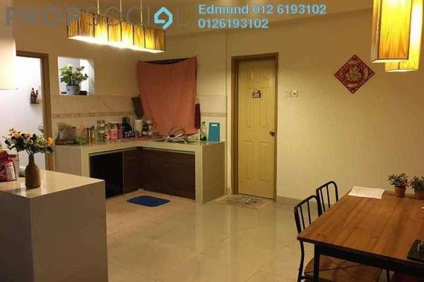For Sale Condominium at Pelangi Astana, Bandar Utama Freehold Fully Furnished 3R/2B 696k
