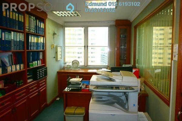 For Rent Office at Kelana Business Centre, Kelana Jaya Freehold Semi Furnished 0R/0B 9k