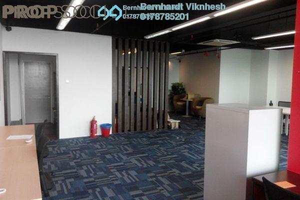 For Rent Office at Menara K1, Old Klang Road Leasehold Fully Furnished 0R/1B 4k