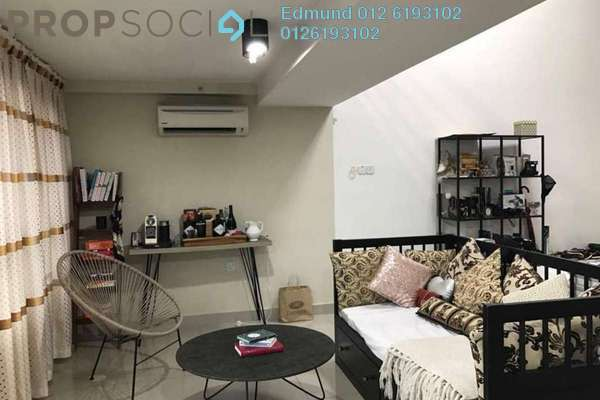 For Rent Condominium at Subang SoHo, Subang Jaya Freehold Fully Furnished 0R/0B 2k