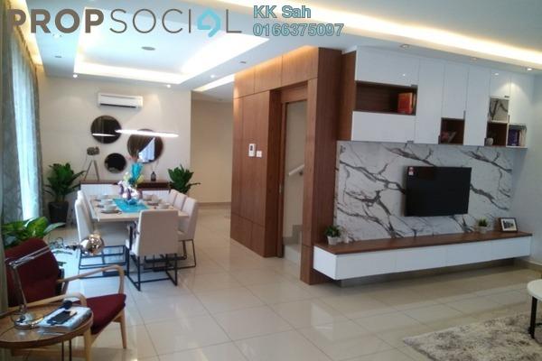 For Sale Condominium at Bandar Damai Perdana, Cheras South Freehold Unfurnished 3R/2B 499k