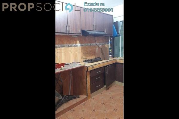 For Rent Apartment at Putra Harmoni, Putrajaya Freehold Semi Furnished 3R/1B 1.2k