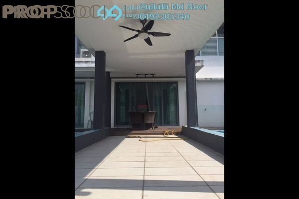 For Sale Semi-Detached at LakeHill Villas, Bandar Baru Bangi Leasehold Semi Furnished 5R/4B 1.6m