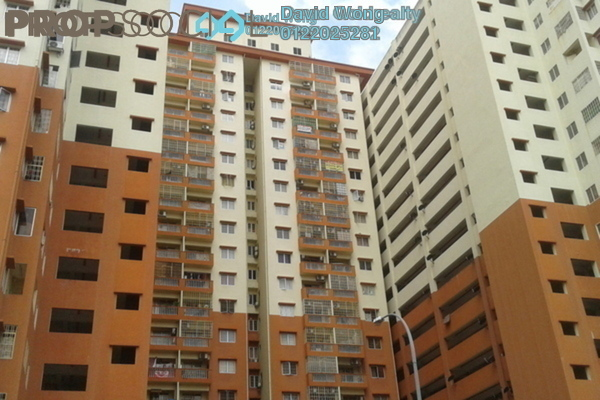 For Rent Apartment at Sri Dahlia Apartment, Kajang Freehold Unfurnished 3R/2B 900translationmissing:en.pricing.unit