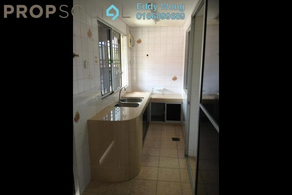 For Sale Terrace at Taman Ehsan, Kepong Leasehold Semi Furnished 3R/2B 630k