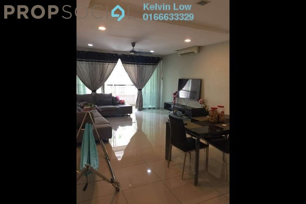 For Rent Condominium at Desa Putra, Wangsa Maju Freehold Fully Furnished 4R/2B 2.8k