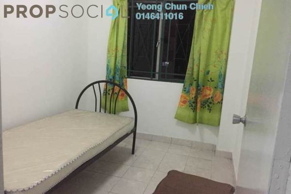 For Rent Apartment at Pelangi Apartment, Mutiara Damansara Freehold Fully Furnished 3R/2B 1.3k