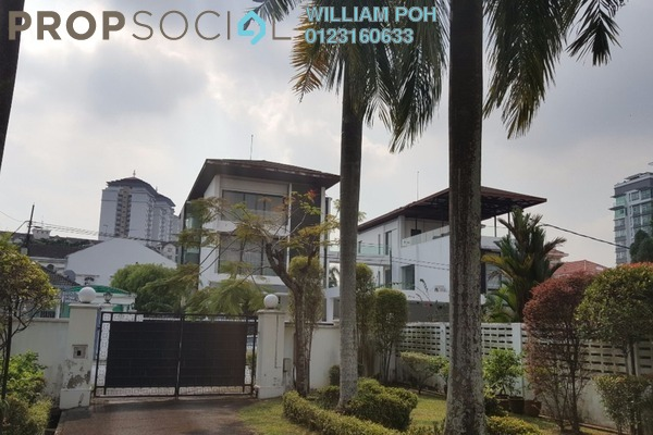 For Rent Bungalow at Bukit Tunku, Kenny Hills Freehold Fully Furnished 4R/6B 15k