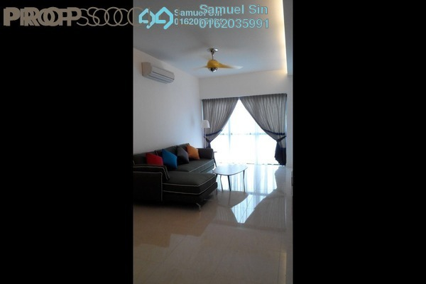 For Rent Serviced Residence at The Horizon Residences, KLCC Freehold Fully Furnished 2R/2B 4.2k