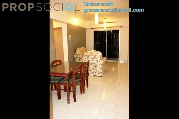 For Sale Apartment at Arena Green, Bukit Jalil Freehold Fully Furnished 3R/2B 408k
