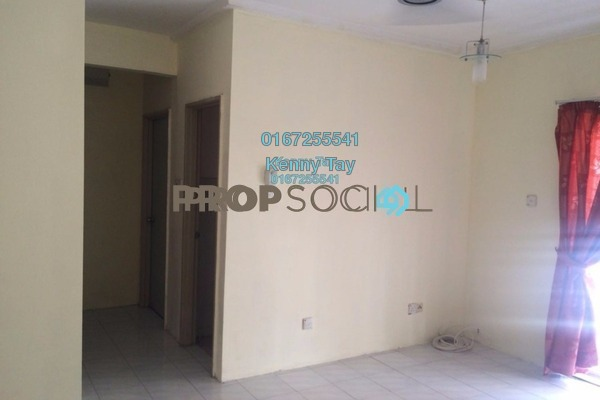 For Rent Condominium at Vista Magna, Kepong Leasehold Semi Furnished 3R/2B 1.1k