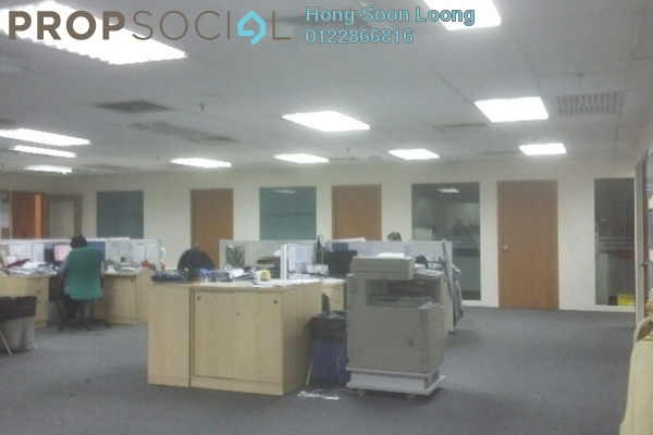 For Rent Office at Wisma Academy, Petaling Jaya Freehold Fully Furnished 0R/2B 15.9k