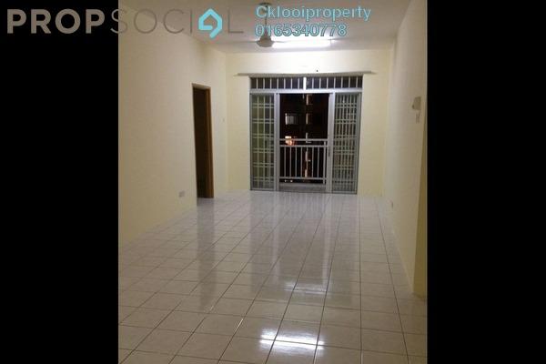 For Rent Condominium at Platinum Hill PV3, Setapak Freehold Semi Furnished 4R/2B 1.55k