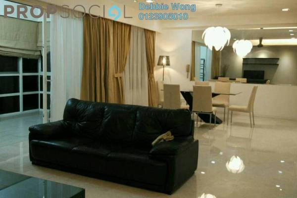 For Sale Condominium at Kiaraville, Mont Kiara Freehold Fully Furnished 3R/3B 1.5m