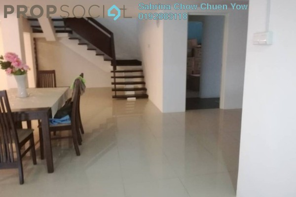 For Sale Semi-Detached at Palm Reserve, Damansara Jaya Freehold Fully Furnished 4R/3B 2.6百万
