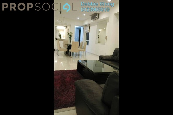 For Sale Condominium at Kiaraville, Mont Kiara Freehold Fully Furnished 3R/3B 1.53m