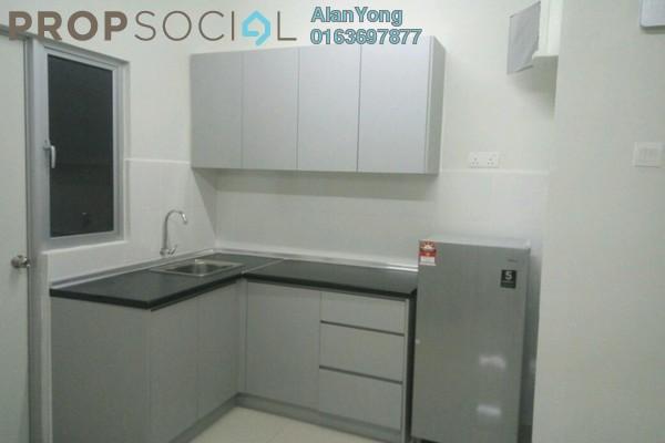 For Rent Condominium at Maxim Citilights, Sentul Freehold Semi Furnished 3R/2B 1.53k