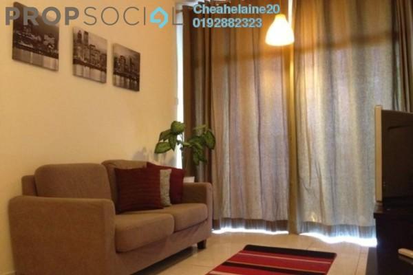 For Sale Condominium at Perdana View, Damansara Perdana Freehold Fully Furnished 3R/2B 570k