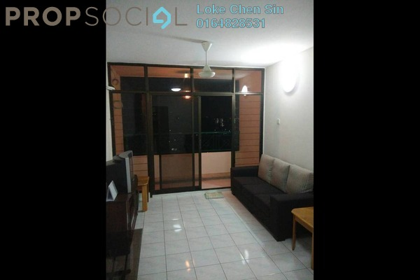 For Rent Condominium at Pearl Garden, Sungai Ara Freehold Fully Furnished 3R/2B 1.3k